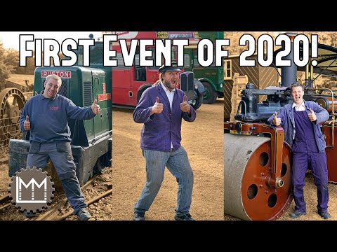 Tinkers Park's Model Rail And Bus Rally - LMM's First Event Of 2020!