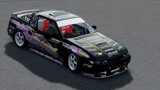 LFS - OSKWORKS S13 Demo car Drift runs