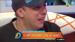 EL DIPY ENOJADO CON LAS SERIES