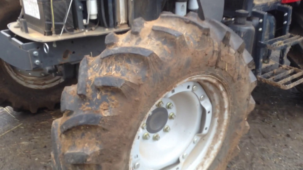Massey ferguson 4610 review part 1 by Bagwell Farms