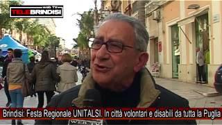 Brindisi: Festa Regionale UNITALSI. In città volontari e disabili da tutta la Puglia