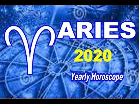 Aries 2020 Horoscope