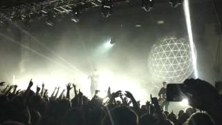 Architects - Gone With The Wind Live Manchester Academy 2016