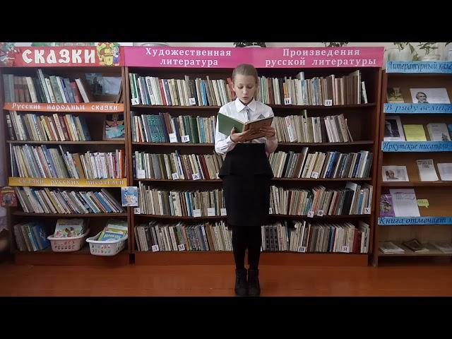 Изображение предпросмотра прочтения – ЕкатеринаАлтухова читает произведение «И.Тургенев Бежин луг (отрывок)» И.С.Тургенева