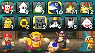 Mario Party 9 Boss Rush All Bosses #10