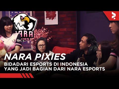 Buka-Bukaan Bareng Nara Pixies | Esports 101