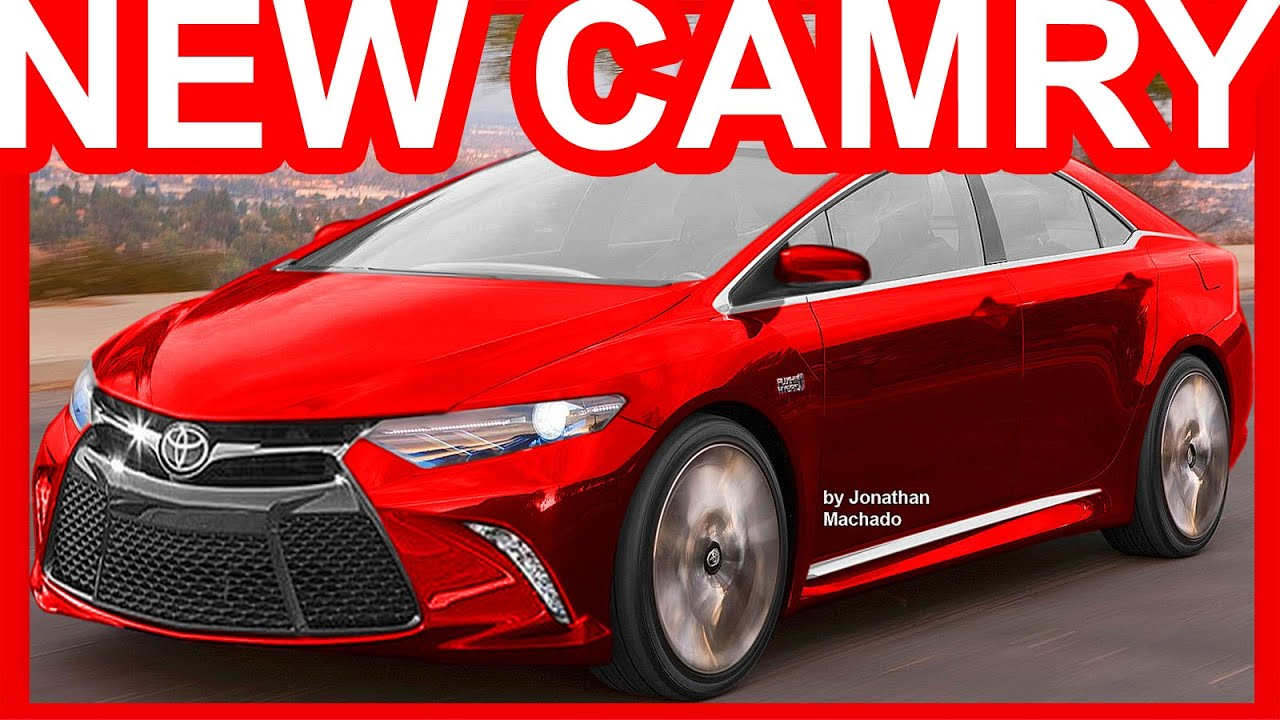 All New Camry Vs Accord Toyota Yaris Trd 2012 Bekas Photoshop 2018 Ns4 Concept Youtube