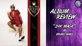 Bruno Mars: 24k Magic - Album Review (2016) Video
