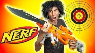 NERF Build Your Blaster: SNIPER Challenge!