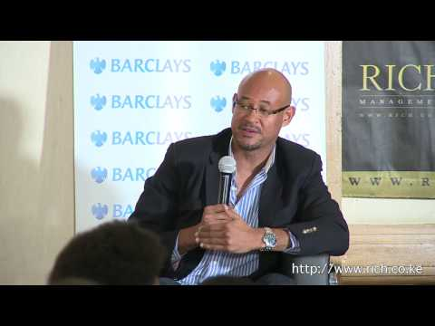 #Mindspeak Macro Q AND A Session with Jeremy Awori CEO/MD Ba