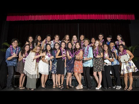 Hawaiʻi's best and brightest awarded UH scholarships