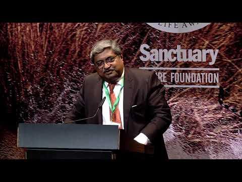 The Sanctuary Wildlife Awards 2017 - Paul Abraham, COO, IndusInd Bank