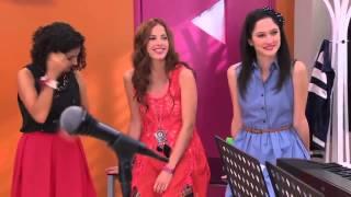 Violetta 2  Leon e Vilu cantano in aule separate   Episodio 66 - [HQ]