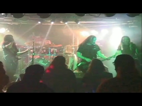 Solitary with Psython [Thrash Metal] Live at The Snooty Fox Club