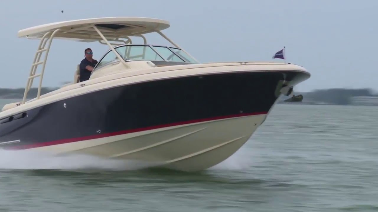 Chris Craft Launch  Boat Test