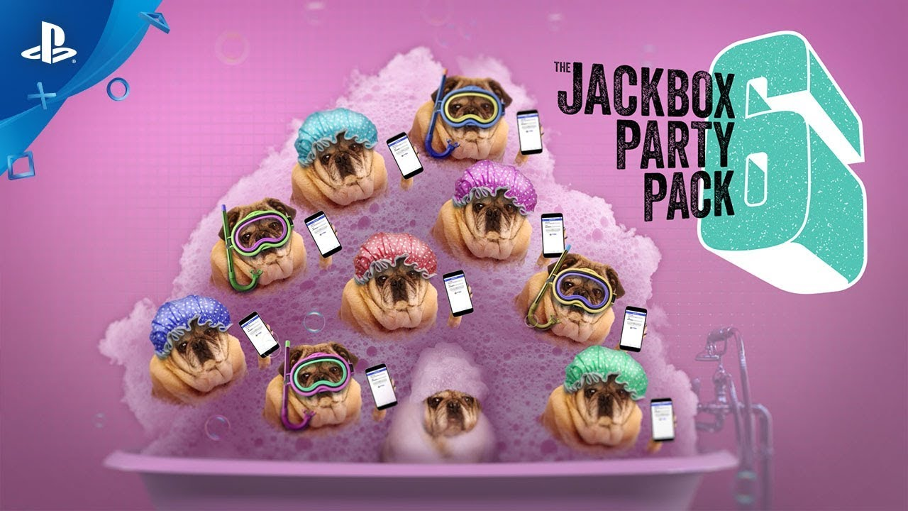 The Jackbox Party Pack 6 | PS4