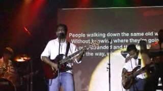 Rexband in Frankfurt-Alphons-Testimony Song-Indian Catholic Community.mpg