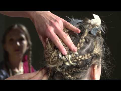 Boshell Foundation Lecture on Ancient Roman Hairdressing: Fi