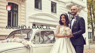 Dream Day pure: Persian & Dutch wedding in Hamburg | Boutique Wedding Films, DE