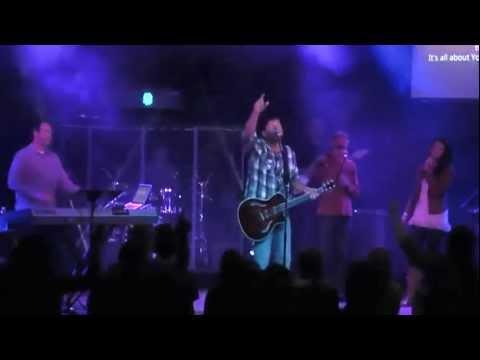 Ricardo Sanchez at RIO Central Church_Sept. 23, 2012