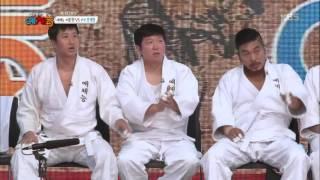 "[kbs world] 우리동네예체능 - 정형돈 ""매주 긴장, 협심증 올 것 같아"". 20151110"