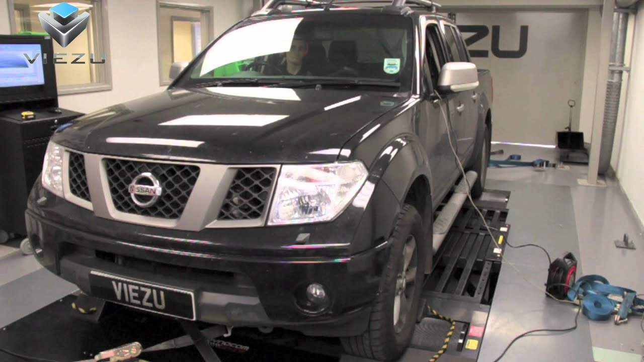 nissan navara tuning and ecu remapping at viezu youtube. Black Bedroom Furniture Sets. Home Design Ideas