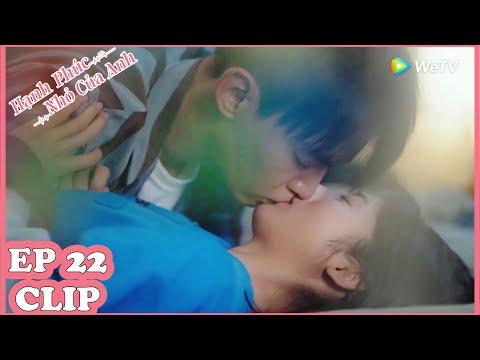 """Clip   Hạnh Phúc Nhỏ Của Anh Tập 22 (Vietsub)   Màn """"Động Phòng"""" KISS Ngọt Hơn Đường Mật!!!"""