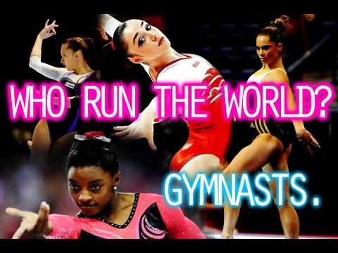 Who Run the World? Gymnasts