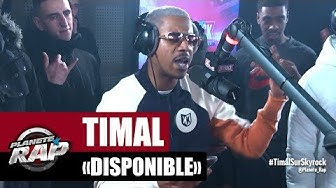 "[Exclu] Timal ""Disponible"" #PlanèteRap"