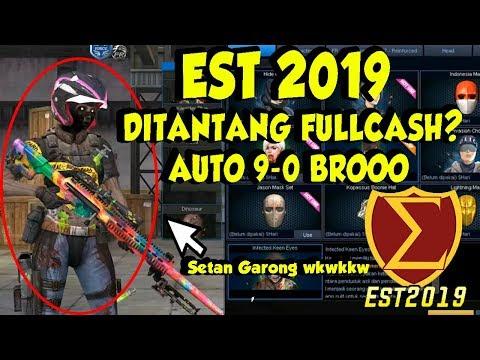 FULLCASH ?? AUTO 9-0 BROOO WKWKWK !! - POINTBLANK INDONESIA