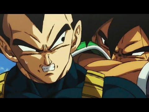 Dragon Ball Super Broly [ AMV ] Linkin Park - In The End