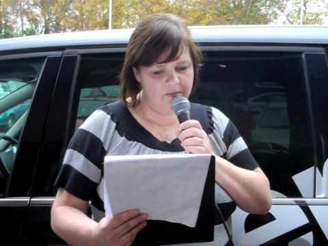 Mercia - Street Star Karaoke, Sue from Coventry