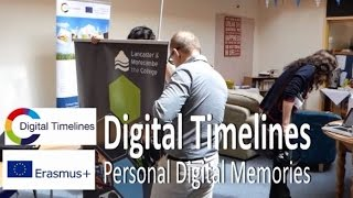 Digital Timelines Event at The Neuro Drop-In Centre, Lancaster