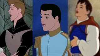 The Disney Prince Medley