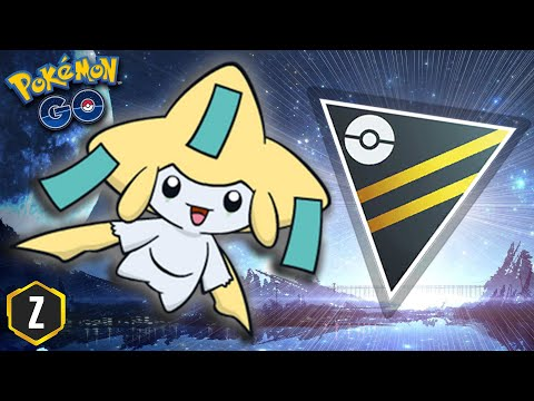*Mythical* Jirachi in Ultra League for GO Battle League Pokémon GO!