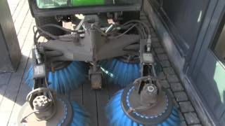 Nilfisk Egholm City Ranger 2250 Suction Outdoor Sweeper