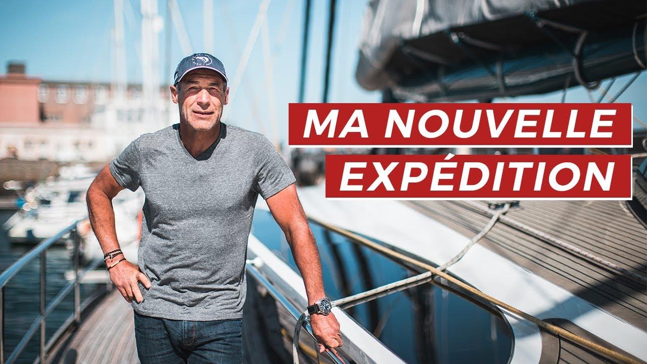 DÉPART POUR LA PLUS GRANDE ÎLE DU MONDE : MA NOUVELLE EXPÉDITION !
