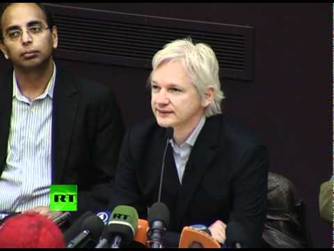 Assange on mass surveillance: 'You are all screwed!'