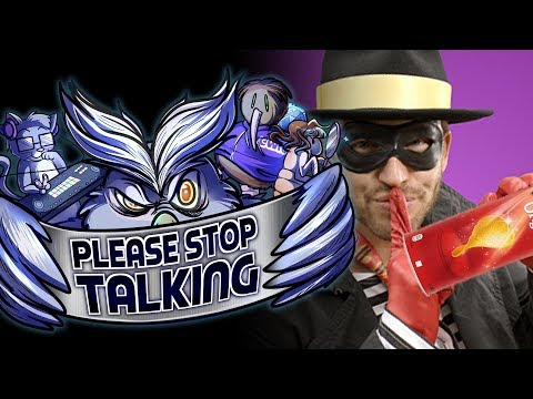 Please Stop Talking #18 - Ceiling Burgers (feat. Brendaniel)