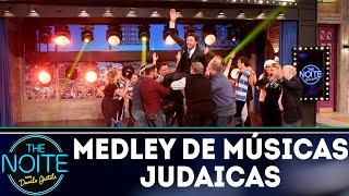 Banda Última Hora toca medley de músicas judaicas | The Noite (11/09/18)