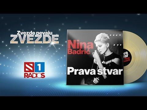 Nina Badric - Prava stvar [ Official video 4k ] Zvezde pevaju Zvezde 2015