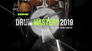 DRUMMASTERY  2019 by Toby Pluta - Just Drums