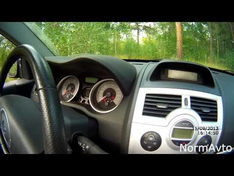 Renault Megane II СС Объем 1.5 dci 106 л.с.