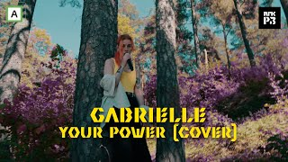 P3LIVE: Gabrielle - «Your power» (Cover)