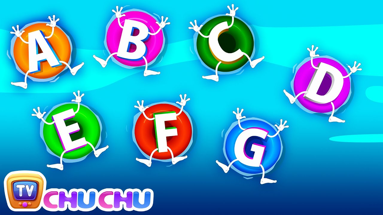 ABCD Nursery ChuChu Tv Rhymes