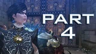 Bayonetta 2 Let's Play 4/18 (60FPS)