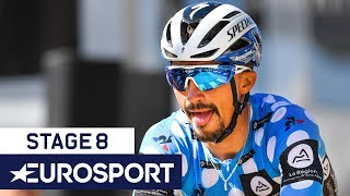 Critérium du Dauphiné 2019 | Stage 8 Highlights | Cycling | Eurosport
