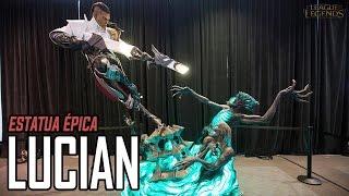 Estatua Épica Lucian [League of Legends]