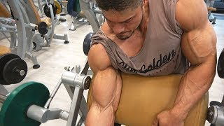 Epic BACK 'N BICEPS Workout - Classic Bodybuilding
