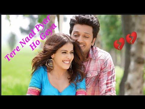 tere-naal-pyar-ho-gya-whatsapp-status-|-romantic-🤩-whatsapp-status-|-#terenaalpyarhogaya-#sad
